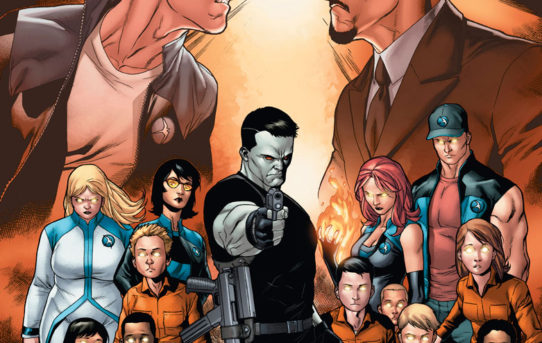 Valiant Previews: HARBINGER WARS COMPENDIUM – On Sale May 16th!