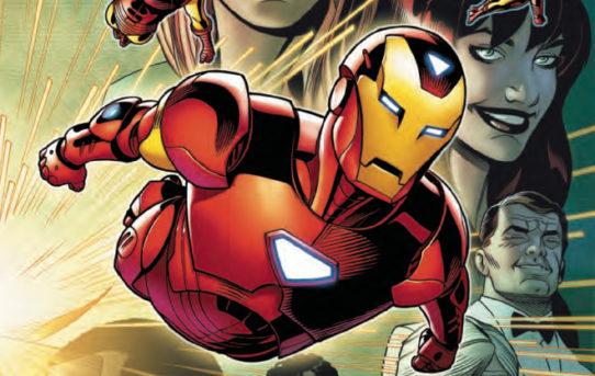 INVINCIBLE IRON MAN #600 Preview