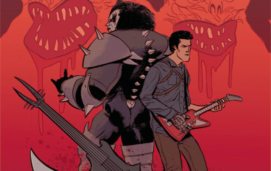 KISS ARMY OF DARKNESS #4 Preview