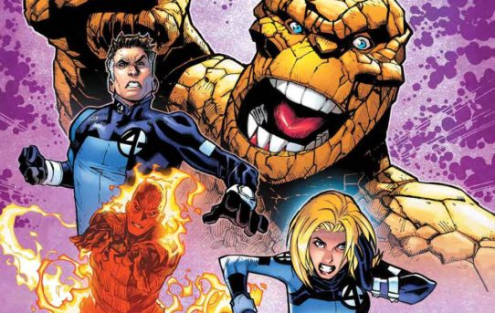 Celebrate The Return Of The Fantastic Four with Special Line-Wide Covers!
