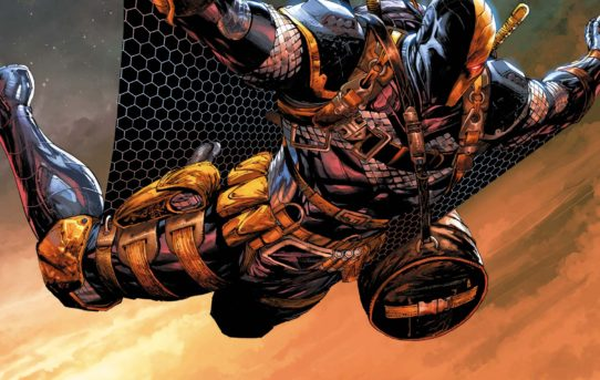 Deathstroke Endures: The Many Shades of Slade Wilson