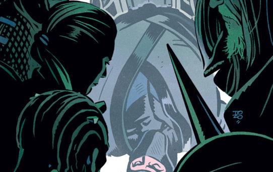 Valiant Previews:  NINJA-K #7 – On Sale May 16th!