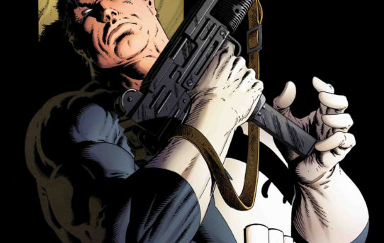 Marvel Reveals New PUNISHER #1 Variant Cover by Mike Zeck!