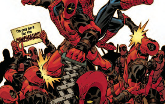 SPIDER-MAN DEADPOOL #33 Preview