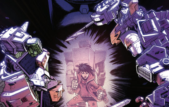TRANSFORMERS REQUIEM OF THE WRECKERS Preview
