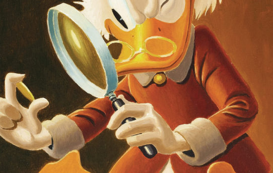 UNCLE SCROOGE #34 Preview