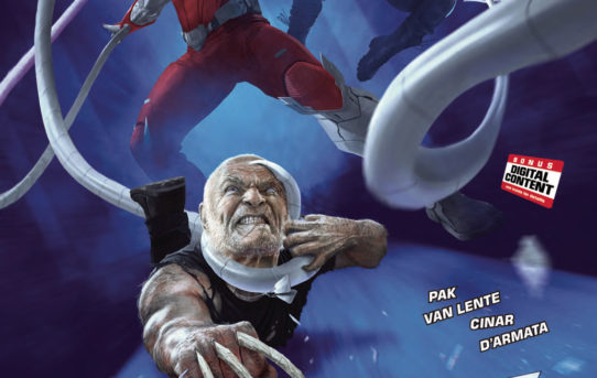 WEAPON X #18 Preview
