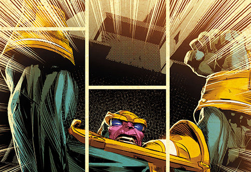 THANOS WINS in INFINITY WARS PRIME!