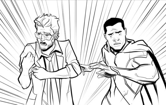 """First Look: QUANTUM AND WOODY! #8 Needs Therapy as Eliot Rahal & Joe Eisma Present """"SEPARATION ANXIETY!"""""""
