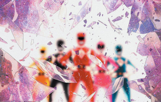 Power Rangers: Shattered Grid Reaches Its Epic Conclusion in August 2018