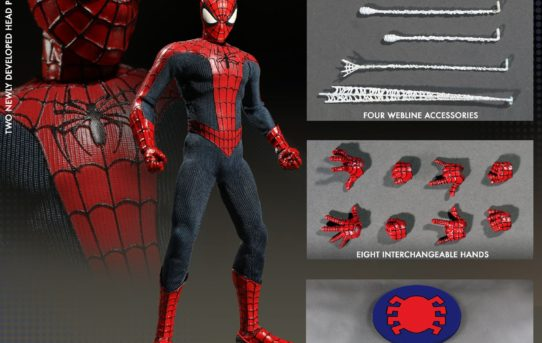 Mezco Toyz ONE:12 COLLECTIVE Spider-Man