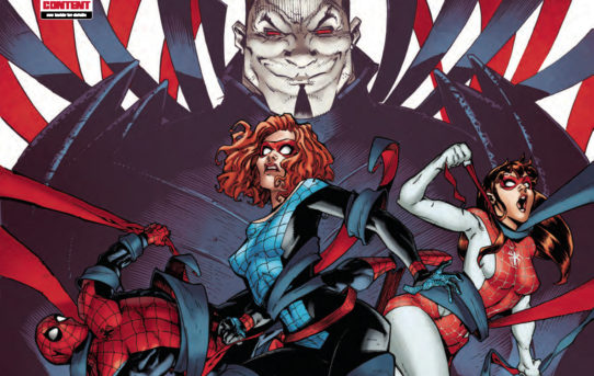 AMAZING SPIDER-MAN RENEW YOUR VOWS #20 Preview