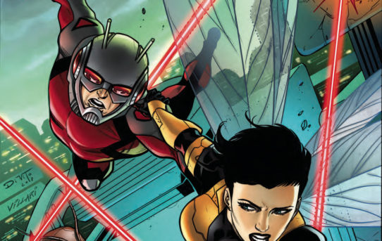 ANT-MAN AND WASP LIVING LEGENDS #1 Preview