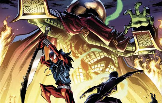 BEN REILLY SCARLET SPIDER #19 Preview