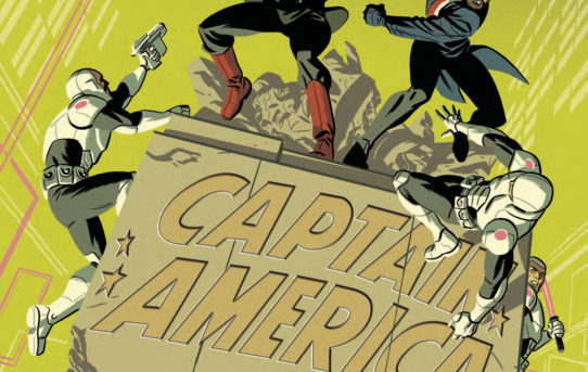 CAPTAIN AMERICA #704 Preview