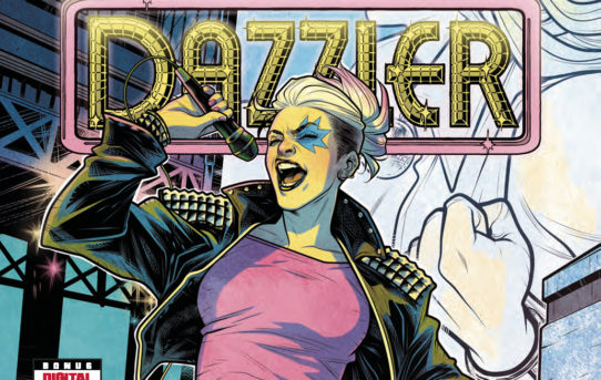 DAZZLER X SONG #1 Preview
