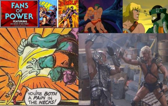 Fans Of Power Episode 133 - Day of the Comet Review, Prisoner in the Slime Pit, Greatest MOTU Fights