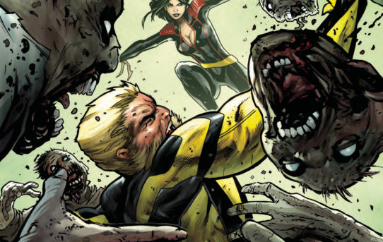 HUNT FOR WOLVERINE CLAWS OF KILLER #2  Preview