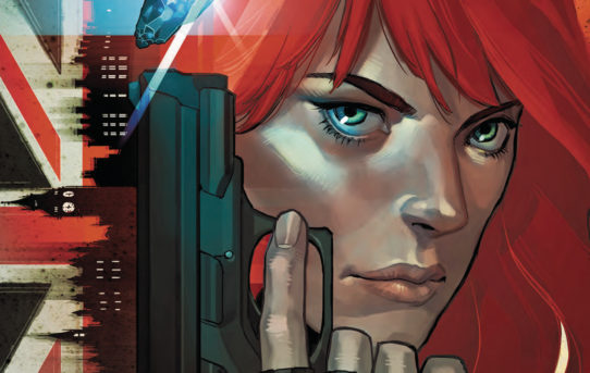 INFINITY COUNTDOWN BLACK WIDOW #1 Preview