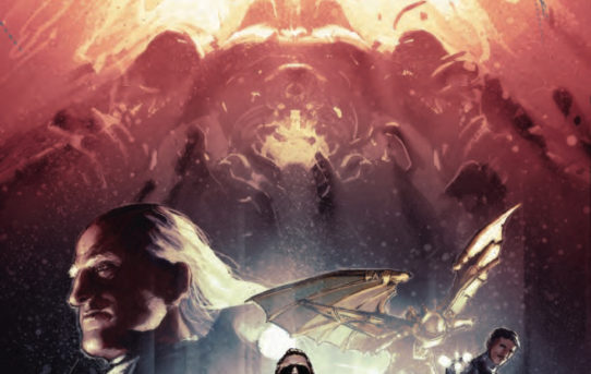 SHIELD BY HICKMAN AND WEAVER #6 Preview