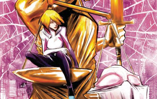SPIDER-GWEN #33 Preview