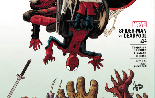SPIDER-MAN DEADPOOL #34 Preview