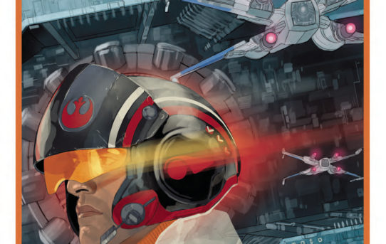 STAR WARS POE DAMERON #28 Preview
