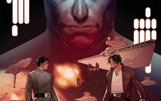STAR WARS THRAWN #5 Preview