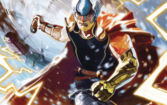 THOR #1 Preview