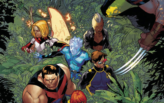 X-MEN BLUE #29 Preview