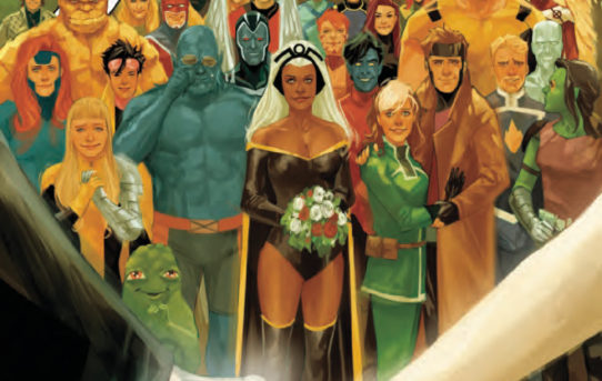 X-MEN GOLD #30 Preview