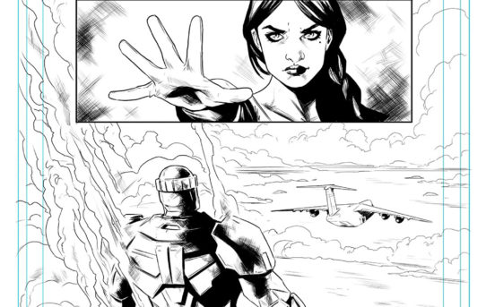 Marvel Welcomes Carmen Carnero to X-MEN RED!