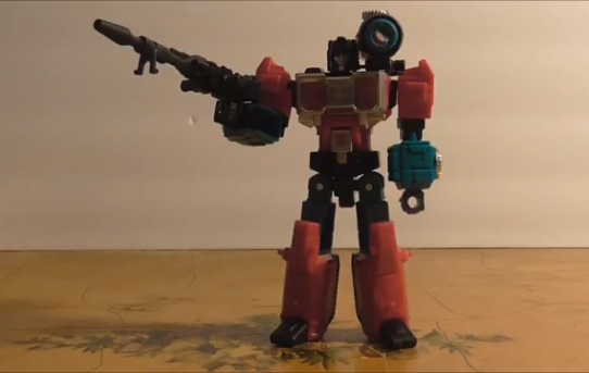 Formers Friday - PoP Perceptor