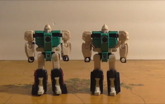Formers Friday - Decepticon Clone Pounce