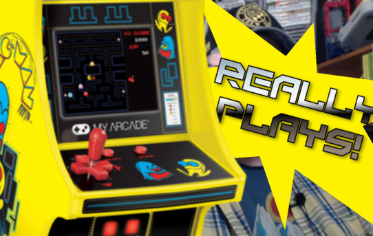 Pac-Man My Arcade Micro Player Review