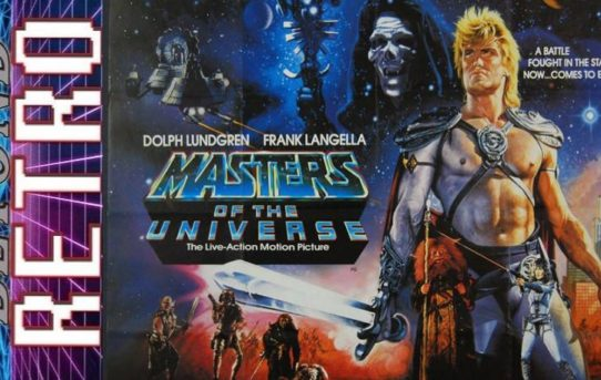Beyond Retro Episode 41 - Masters of The Universe Live Action Film