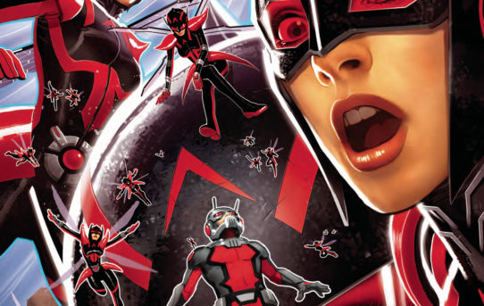ANT-MAN AND THE WASP #3 Preview