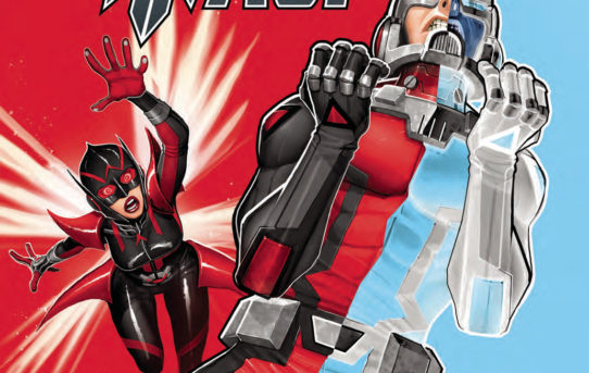 ANT-MAN AND THE WASP #4 (OF 5) Preview