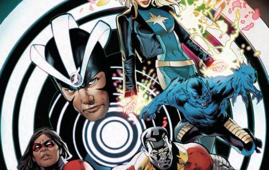 ASTONISHING X-MEN #13 Preview