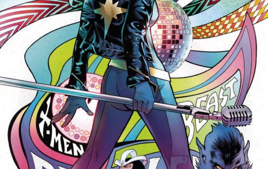 ASTONISHING X-MEN #14 Preview