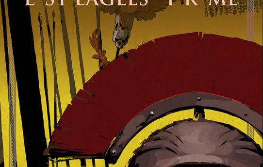 Valiant Previews: BRITANNIA: LOST EAGLES OF ROME #1 – On Sale July 25th!