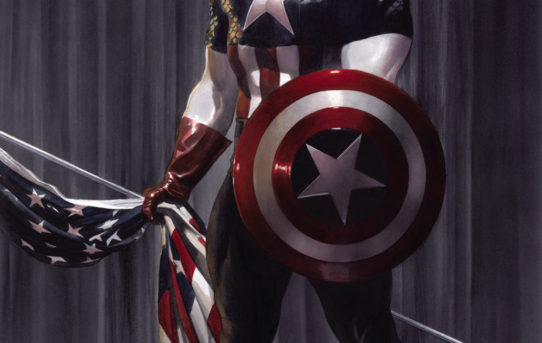 CAPTAIN AMERICA #2 Preview