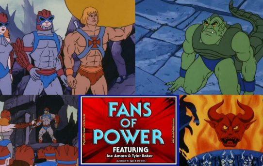 "Fans of Power Episode 141 - ""Sword of Skeletor"", Fav. Character Designs, ""Betrayal of Stratos"