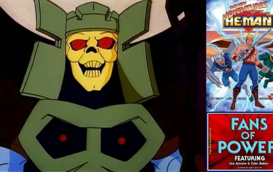 """Fans of Power Episode 140 - SDCC Reveals & New Adventures """"Skeletor's Victory"""" Discussion"""