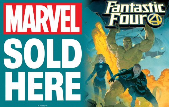 The FANTASTIC FOUR Return! Celebrate with Midnight Releases and Launch Parties!