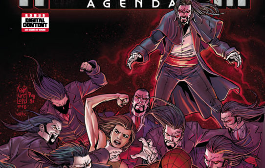 HUNT FOR WOLVERINE CLAWS OF KILLER #3 Preview
