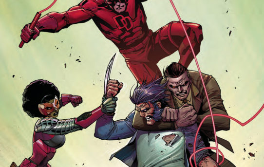 HUNT FOR WOLVERINE WEAPON LOST #3 Preview