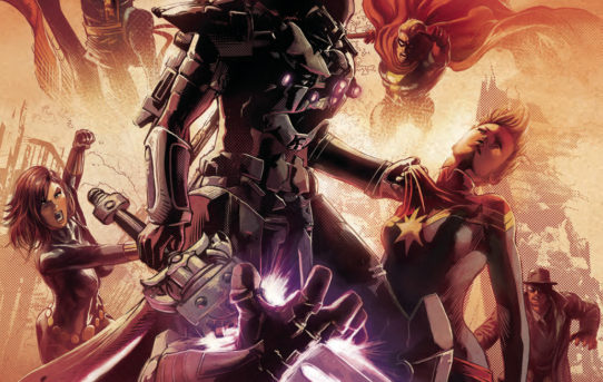 INFINITY WARS #1 (OF 6) Preview