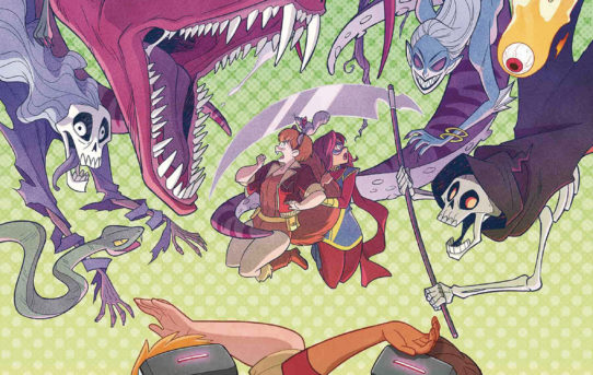 MARVEL RISING MS MARVEL SQUIRREL GIRL #1 Preview