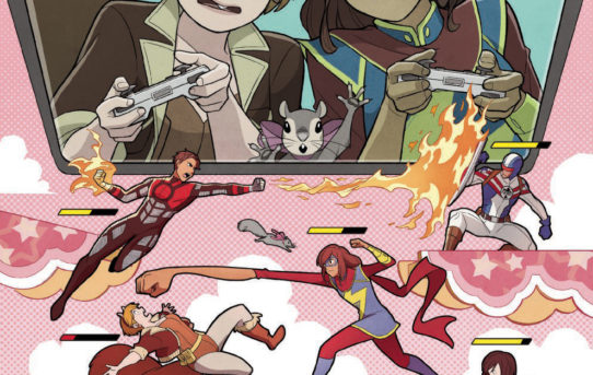 MARVEL RISING SQUIRREL GIRL MS MARVEL #1 Preview